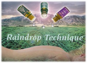 Raindrop Technique from Essential Therapies