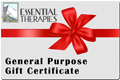 Gift Certificate General Purpose