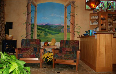 Essential Therapies reception area